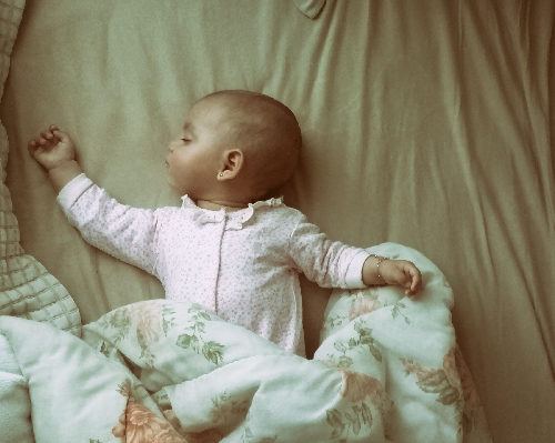 o sono de bebês de 0 a 6 anos